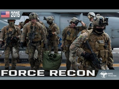 "Force Recon | ""Swift, Silent, Deadly"""