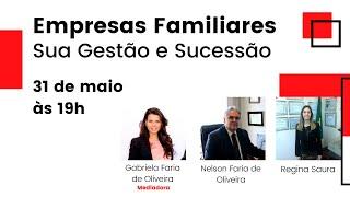 Empresas Familiares - Sua Gestão e Sucessão