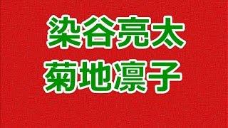 染谷将太さんは22歳菊地凛子さん33歳、その歳の差11歳 その二人が2015年...