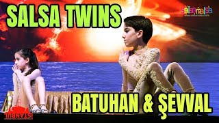 SALSA TWINS BATUHAN & ŞEVVAL (Salsa Dance Performance Video)