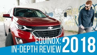 2018 Chevrolet Equinox: An In-Depth Review