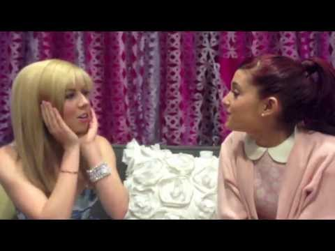 Ariana Grande and Jennette McCurdy chat with OK! Magazine