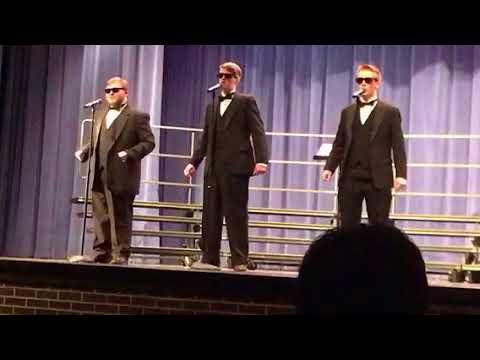 Jennings County High School Concert Choir 2018