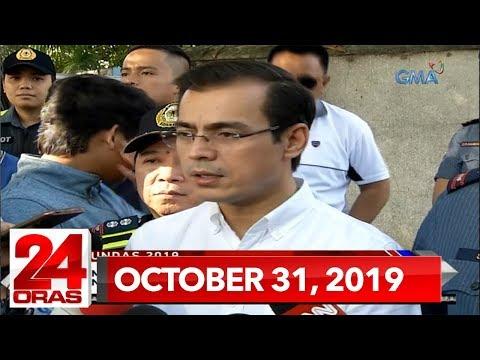 24 Oras Express: October 31, 2019 [HD]