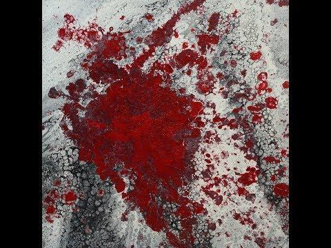 "Abstract Painting Art Demo - ""Creper Vicis"" (D.D.T. Series) Embrace The Matrix @embracematrix"