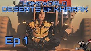 Homeworld Deserts of Kharak - Ep 1 - Epsilon Base