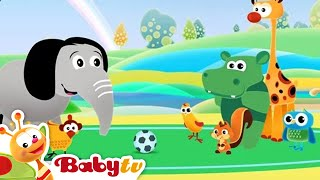Video Fiebre de fútbol con BabyHood, BabyTV Español download MP3, 3GP, MP4, WEBM, AVI, FLV Juli 2018
