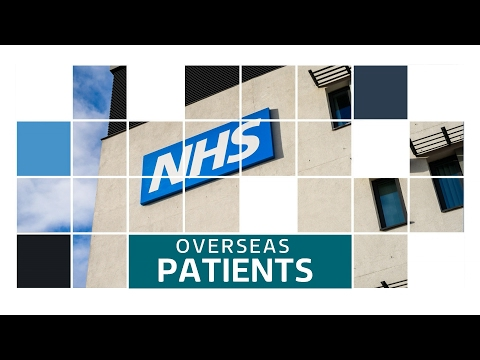 Foreign patients to pay up front for NHS treatment