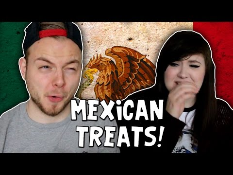 SquiddyVlogs - TRYING MEXICAN TREATS! [38]