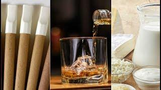10 продуктов, которые нельзя есть при артрите! Особенно пункты 6 и 7