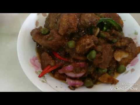 Resep Ayam Yakiniku + Krupuk Samiler from YouTube · Duration:  1 minutes 52 seconds