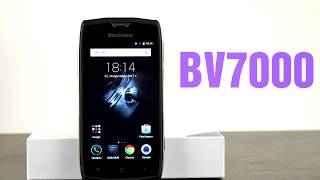 Blackview BV7000: краш тест, огляд, тест в іграх і параметри!