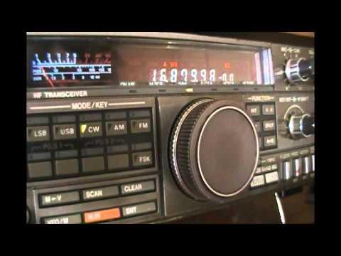 XSQ Guangzhou Radio (China) - 16880 kHz (CW)