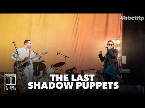The Last Shadow Puppets - T in the Park 2016 [1080i]