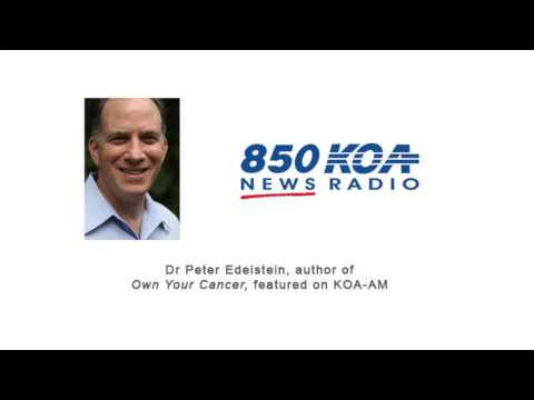 Peter Edelstein On KOA-AM