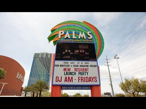 The Palms Casino Resort Hotel And Amenities - Las Vegas Nevada