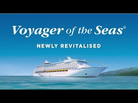 Royal Caribbean Presents The Newly Revitalised Voyager Of