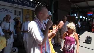 Харинама | Харьков | Мы идем в духовный мир