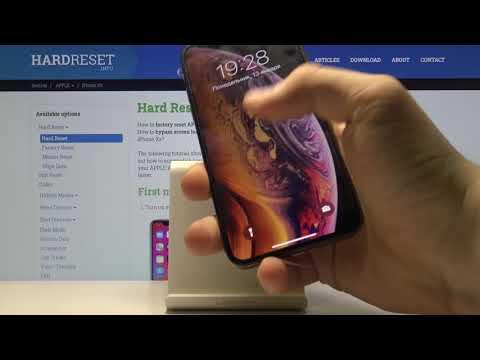 IPhone XS  — Как поменять мелодию на звонке?