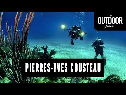 Pierres-Yves Cousteau Interview