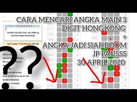 HK HARI INI 30 APRIL 2020