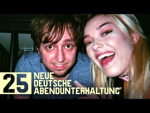 Nervöse Moderatoren, Porno-Stars auf der Venus, Redefabrik und Waves of Joy | NDA#25