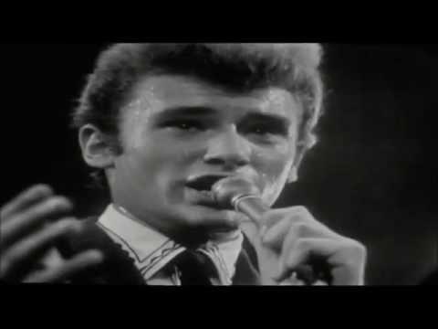 Johnny Hallyday   Live  Amsterdam  1963