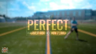 The Perfect Warm-up for Hockey Players | Relentless Hockey