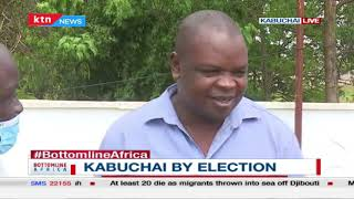 Chaos experienced at the Kabuchai by-election centre