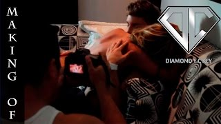 adicta a la noche diamond c key ft c4   making of   2014