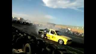 Burnouts in Mitchell