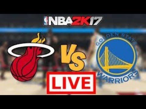 (LIVE NOW ) Golden State Warriors Vs Miami Heat Live Stream