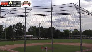 Wisconsin Rapids @ Stevens Point | American Legion Baseball