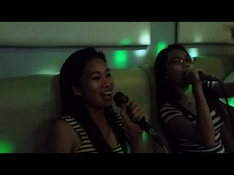 Philippines Expat: Dumagute Birthday Karaoke - Viewer Discre