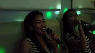 Philippines Expat: Dumagute Birthday Karaoke - Viewer Discretion Advised