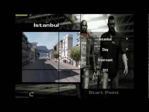 Driver 3 - Secret Ladder and City Menu Hack