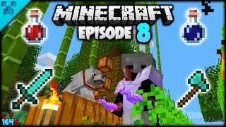 Potions, Pets & Preparations!   Python's World (Minecraft Survival Let's Play S3 1.14)   Episode 8