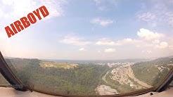 C-130 Low Level Flight West Virginia