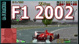 F1 2002 - on the Game Boy Advance (GBA) - with Commentary !!
