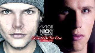 Avicii & Nicky Romero - I Could Be The One (DJ Amor Remix) [HQ Audio-720p HD Audio]