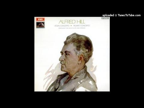 Alfred Hill : Concerto for Violin and Orchestra in E minor (1932)