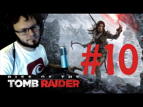 Aaron Plays Rise of the Tomb Raider #10 DON'T CUT THE ROPE