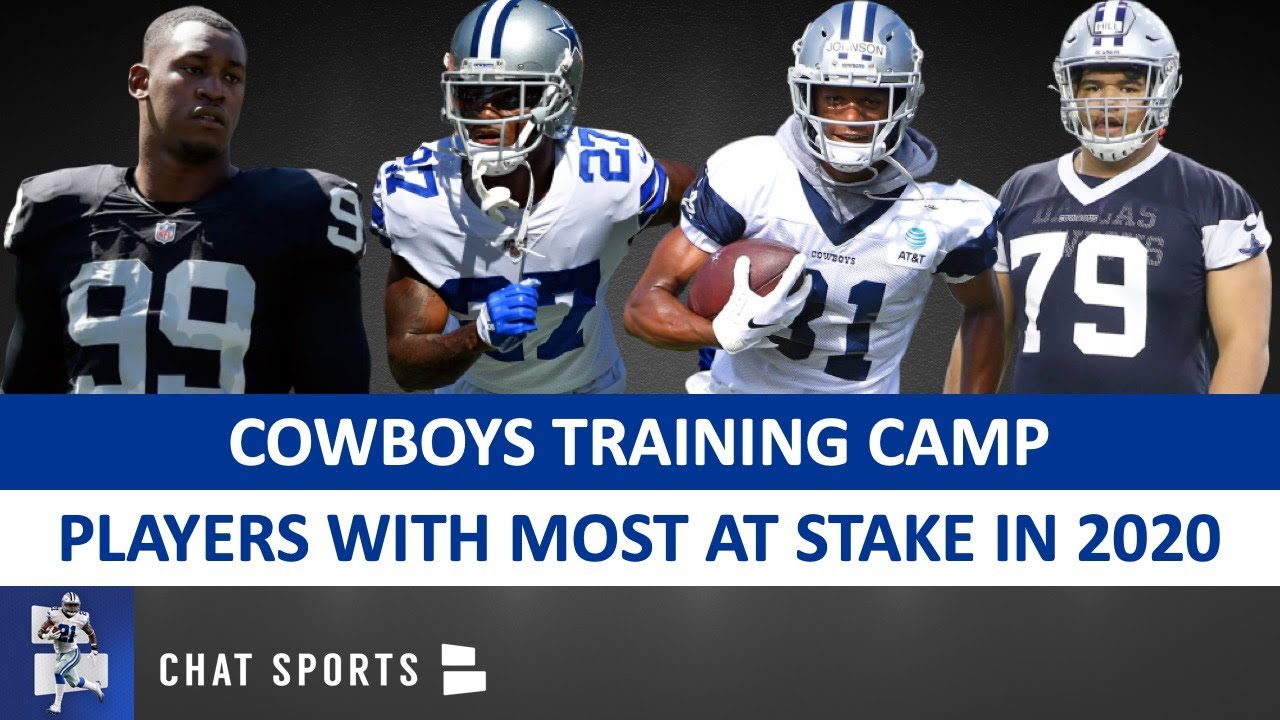 Cowboys Training Camp: 8 Players With Most At Stake Ft. Connor McGovern, Aldon Smith & Trysten Hill