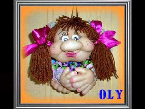 Куклы попики своими руками из колготок фото инструкция фото