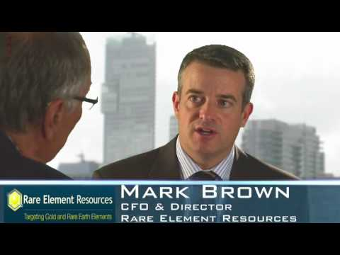 Industry Watch: Al discusses Rare Earth Elements and Gold with Mark Brown