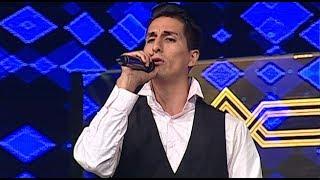 Rodrigo Tapari de Ráfaga cantó