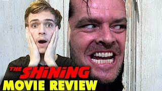 a review of the movie the shining