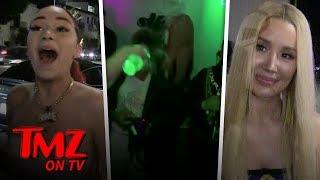 Danielle Bregoli vs. Iggy Azalea: Water Throwing Showdown! | TMZ TV