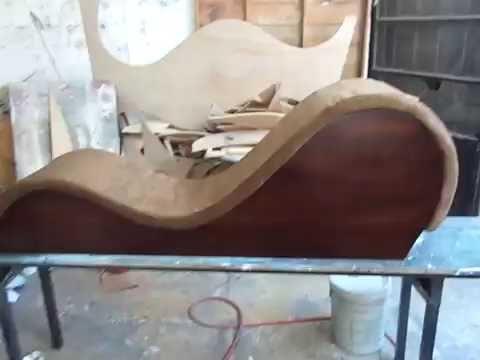 Sillon Tantra Passion de Lujo hecho en Mxico  YouTube
