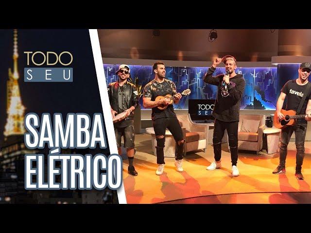 Musical com a banda Oba Oba Samba House - Todo Seu (10/07/18)